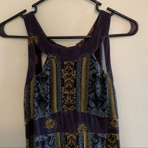Free People Maxi Dress, Sz 2